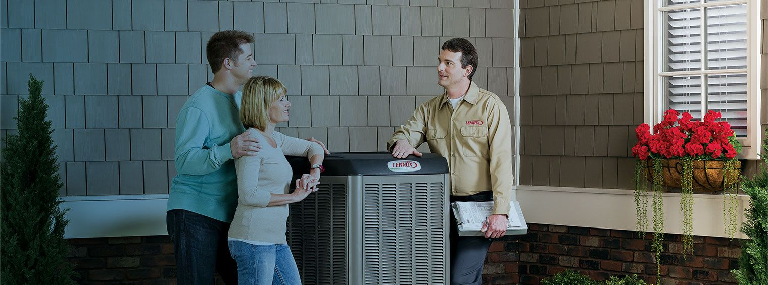 lennox air conditioner installation and repair