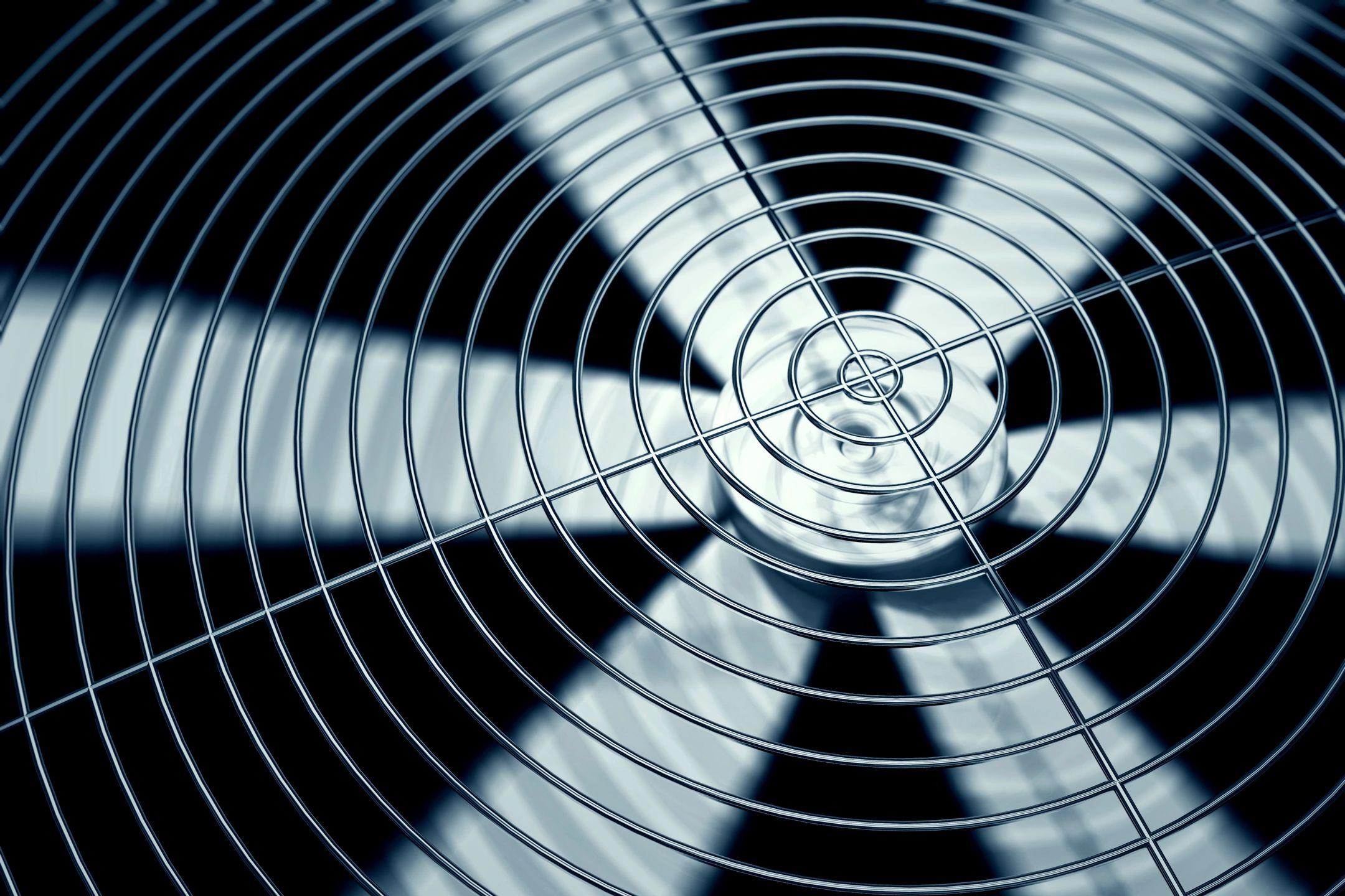 a fan that needs emergency air conditioner repair in metro east illinois, emergency AC repair