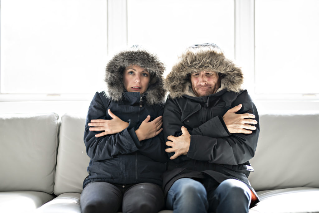 What temperature is too cold for your home ernst - Temperature to keep house in winter ...